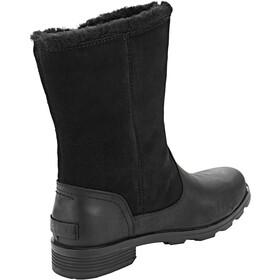 Sorel Emelie Foldover Boots Dame black